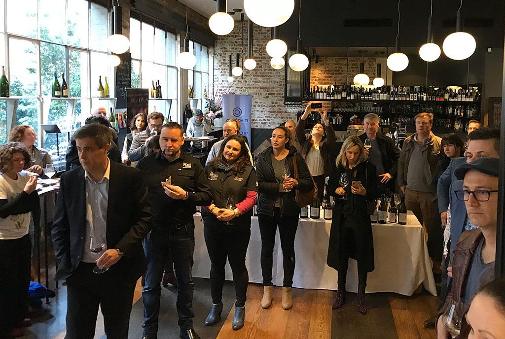 Australian sparkling wine show sponsors