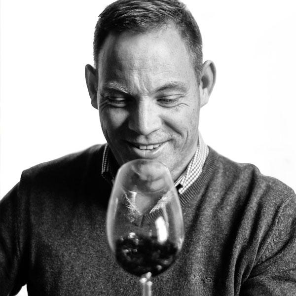 John Harris wine judge
