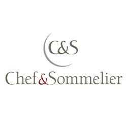 Chef and sommelier logo