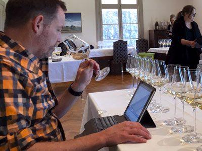 sparkling wine judging results